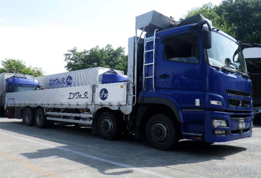 一般貨物輸送 東日本エア・ウォーター物流